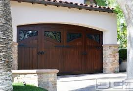 Overhead Door Manufacturing Locations Authentic Mediterranean Wood Garage Door Manufacturer In Oc