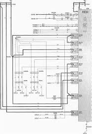 1998 volvo v70 radio wiring diagram wiring diagram