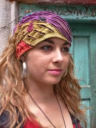 bandana hippie hats and bandanas hippie razor cut bandana