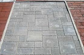 Unilock Holland Stone Paver Eco Priora Paver Courtyard In Wesley Hills Ny Utilizes