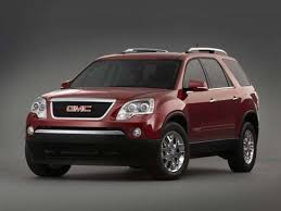 used crossover cars best used gmc crossover acadia envoy autobytel com