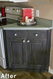 chalk paint kitchen cabinets mom u0027s kitchen redo