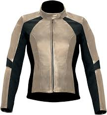 mc jacket alpinestars vika women u0027s leather motorcycle jacket champagne