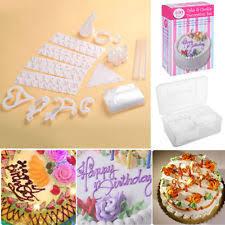 Cookie Decorating Kits Cake Decorating Supplies Kits Tools Videos Ebay
