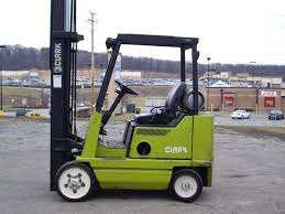 gallery of clark forklift