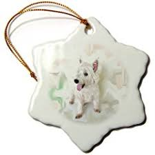 westie decorations for great gift ideas