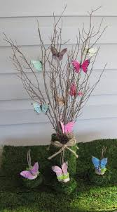 butterfly centerpieces butterfly centerpieces bridal shower centerpieces wedding