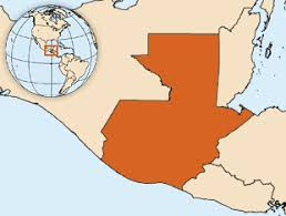 geographical map of guatemala who guatemala