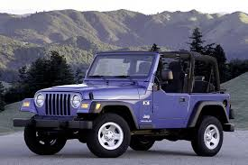 jeep wrangler 2 door sport 2004 jeep wrangler overview cars com