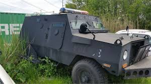 personal armored vehicles 1980 cadillac gage ranger peacekeeper 4x4 armored personnel
