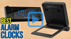 top 10 alarm clocks of 2017 video review