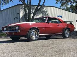 69 camaro rs for sale 1969 chevrolet camaro for sale on classiccars com 280 available