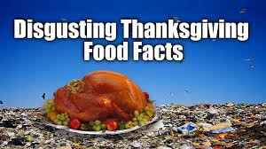 5 thanksgiving food facts so shocking they ll make you a hater