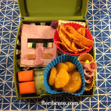 minecraft cuisine bento 26 minecraft mondays presents dr trayaurus from the