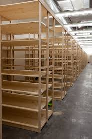 Display Shelving by Stockroom Shelving Newood Display Fixtures
