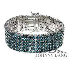 blue diamond bracelet images Welcome to johnny dang jpg