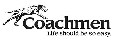 coachmen introduces 50th anniversary edition fifth wheel vogel coachmen logo