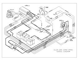 97 club car gas wiring diagram free picture on 97 download wirning