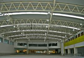steel structure frame prefabricated warehouse building industrial