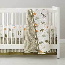 Crib Bedding Animals Gender Neutral Crib Bedding Ideas Reader Q A Cool Picks