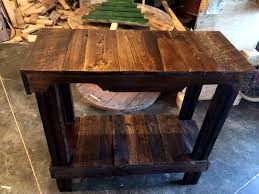 Pallet Console Table 300 Pallet Ideas And Easy Pallet Projects You Can Try Page 26
