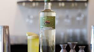 martini drink bottle bison grass vodka is the stuff of bartenders u0027 dreams eater