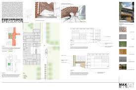 architecture design presentation layout original haammss