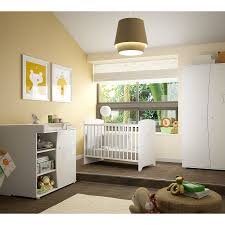 chambre bebe galipette chambre complète lit bébé 60x120 commode à langer armoire 2