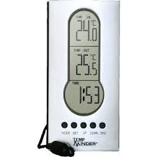 Outdoor Pedestal Clock Thermometer Outdoor Clock And Thermometer Set Reviews Outdoor Designs