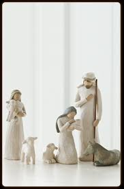 willow tree nativity by demdaco at hooked on hallmark ornaments