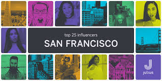influencers in your backyard our top 25 in san francisco