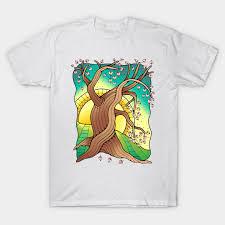 twisted tree tree t shirt teepublic