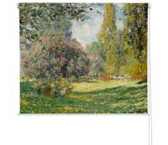 Claude Monet Blind Buy Printed Roller Blinds Photo Blinds With The Image Of Your