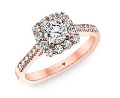 gold engagement ring setting only gold only you collection engagement ring item