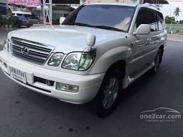 toyota land cruiser cygnus toyota land cruiser 2003 cygnus 4 7 in กร งเทพและปร มณฑล automatic