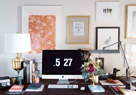 4 inspiring home office design ideas from rifle paper co