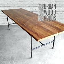 Diy Reclaimed Wood Desk Repurposed Wood Desk Barn Wood Desk Ideas Dining Table Made With