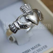 mens claddagh ring men s claddagh ring large claddagh usa kilts