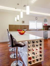 wine rack kitchen island how you can incorporate wine racks into your design without