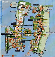Gta World Map Cheats Gta Vice City