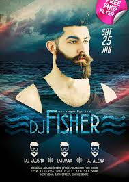 free dj flyer templates free indie flyer template templates