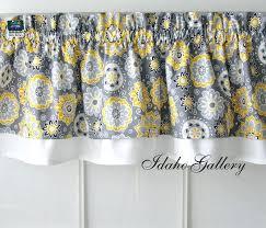 Kitchen Curtain Valance by Black Kitchen Curtains And Valances U2013 Brapriseronline Com