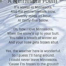 Minnesota travel sayings images A minnesota poem minnesota collections of reflections jpg