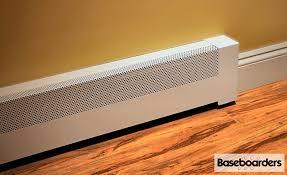 baseboarders 6ft length basic baseboard heater cover amazon com