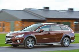 Peugeot 508 Rxh 2012 2017 Features Equipment And Accessories