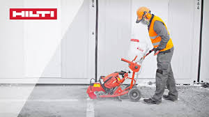 Floor Hand by How To Easily Convert Your Hilti Hand Held Gas Saw Into A Floor