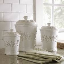 canister sets for kitchen ceramic wilshire 3 kitchen canister set reviews birch
