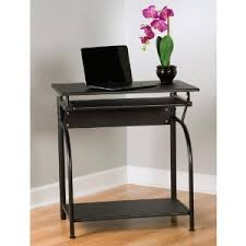 small black computer desk small black computer desk amazon com onespace rothmin with storage