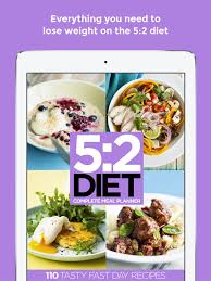 5 2 diet complete meal planner on the app store