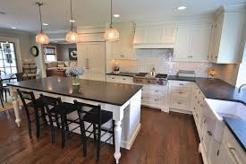 pictures of islands in kitchens big kitchen islands mission kitchen